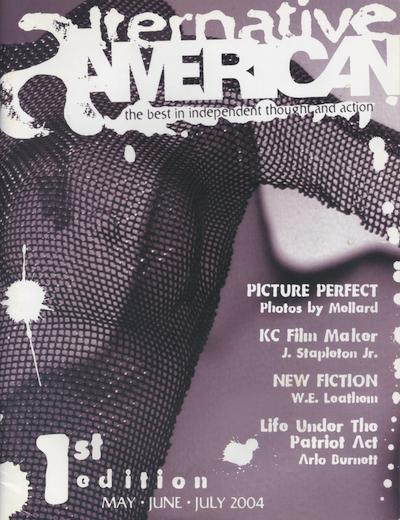 Alternative American Magazine - 1st Edition 2004