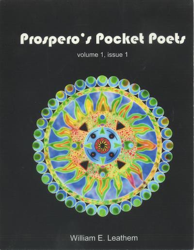 Prospero's Pocket Poets - Cover